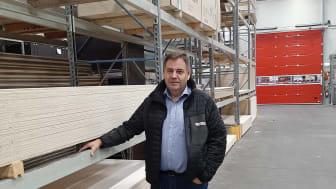 Henrik Thomsen tiltræder som ny direktør for Bygma Sorø den 1. december