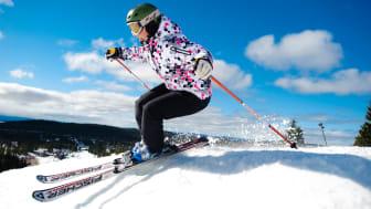 Skiferie i Sverige, f.eks. i Orsa Grönklitt er et god bud, hvis man skal igang igen efter nogle års pause fra skiløb. Foto: Orsa Grönklitt
