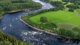 Vatten är vår viktigaste naturresurs. Nu startar en landsomfattande kampanj för hållbar vattenanvändning. Foto: Johan Hammar