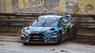 Ford Focus RS RX gör rallycrosspremiär i Portugal
