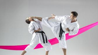 Karate bilde fra Norges Kampsportforbund