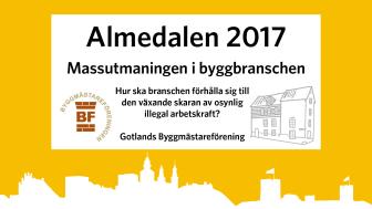 Varmt välkommen att anmäla dig önskar Gotlands Byggmästareförening