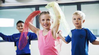 Kostnadsfri liveträning för barn