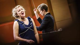 Sopranen Sophie Asplund, tidigare vinnare av Schymberg Award. Foto Lia Jacobi