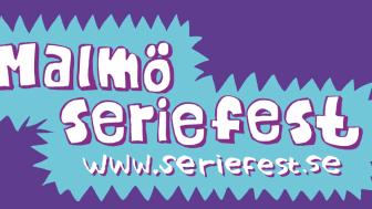 Seriefrossa när Malmö Seriefest intar Stadsbiblioteket