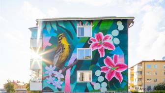 Fotot är från tidigare @Artscape projekt i Göteborg.