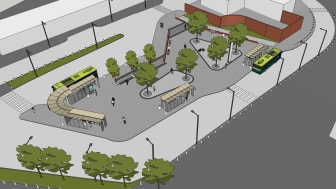 New bus station for Radcliffe town centre