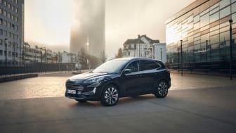 Ford anunță o nouă versiune electrificată: Kuga Full Hybrid (FHEV), cu o autonomie de până la 1.000 Km
