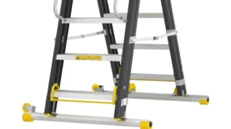 Wibe Ladders lanserar höj- och sänkbar arbetsplattform