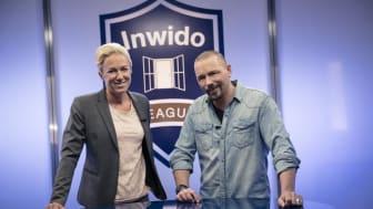 I Inwido League ingick bland annat tio utbildningsfilmer med Inwidos experter, före detta höjdhopperskan Kajsa Bergqvist samt TV-snickaren Björn Christiernsson.