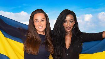 Vivianne Treschow och Zena Fialdini