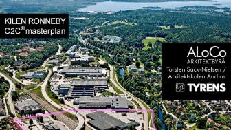 Tyréns har prekvalificerat sig till utvecklingen av en hållbar stadsdel i Ronneby