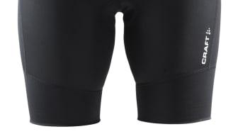 Velo shorts (dam) i färgen black. Rek pris 750 kr.