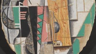 Pablo Picasso, Guitar