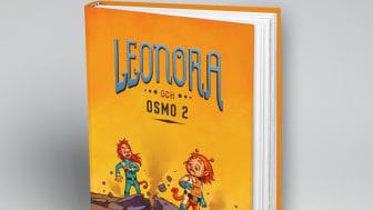 Nyhet för barn: Leonora och Osmo 2 – fortsättningen på Helen Johanssons rosade sci-fi-debut!