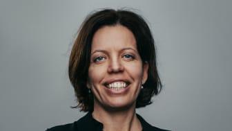 Petra Tötterman Andorff, generalsekreterare Kvinna till Kvinna