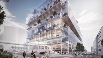 Scandic öppnar nytt hotell i centrala Göteborg.  Bild: Vasakronan/Erik Giudice