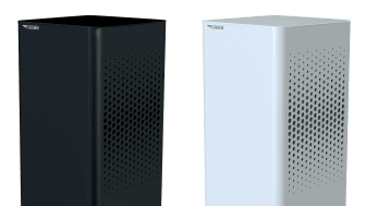 The City M air purifier includes certified HEPA (EN1822) and Molecular (activated carbon) filters. This Mobile unit is an ideal unit for combatting airborne contaminants such as viruses and Particulate Matter (PM) in offices, schools, hospitals and o