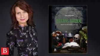 Ny bok i höst: Häxans kokbok – magisk mat från trädgård och skog