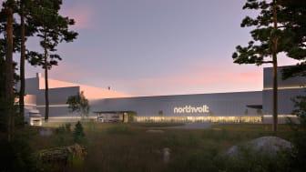 Den första batterifabriken i Västerås beräknas vara klar 2020.