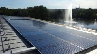 Utvecklingsklustret Energi blir helägare i Power2U
