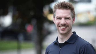 Markus Yngvesson, verksamhetsledare och rådgivare Nyföretagarcentrum