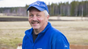 Åke Fredriksson, livesänt betessläpp 2020