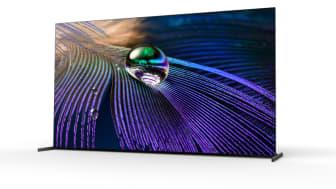 Sony BRAVIA XR A90J: Verdens første tv med kognitiv intelligens bliver snart tilgængeligt