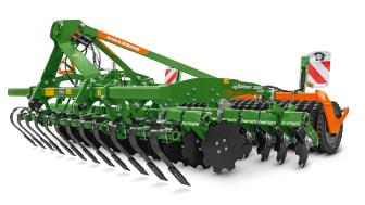 Catros Special utrustad med tilläggsram och Crushboard.