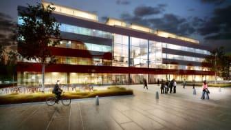 Akademiska Hus planerar innovationsarena på Johanneberg Science Park i Göteborg