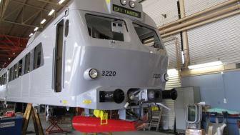 SJ rustar upp tågen i UVEN-trafiken