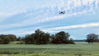Flox Robotics tar nästa steg mot AI-styrda, autonoma drönare för att skydda odlingar från vilda djur, genom förvärvet av Fly CC 3.0