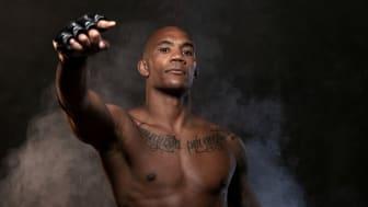 MMA-stjärnan Nicholas Musoke tävlar i Superior Challenge 20. Foto: Andreas EA Lönngren.