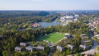 Säljstart för 40 bostadsrätter i Brf Nysätra i Trollhättan