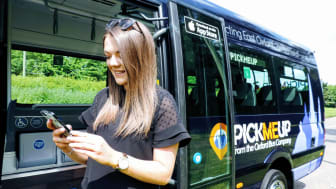 OXFORD BUS COMPANY'S PICKMEUP SERVICE EXPANDS DUE TO POPULAR DEMAND CREATING NEW JOBS