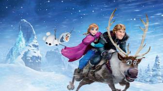 Disneys Oscarbelønnede film Frost er blandt de mange julegaver, C More har under juletræet