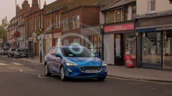 Fords koncept 'RoadSafe' ska hjälpa förare undvika risker med hjälp av uppkopplad teknologi