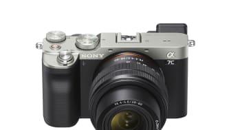 Компания Sony объявила стоимость Alpha 7C