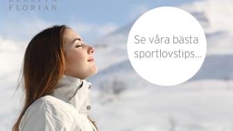 Tips! Bästa Kerstin Florian produkterna till sportlovet...