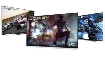 G-SYNC on LG OLED TV E9 C9 B9 _5