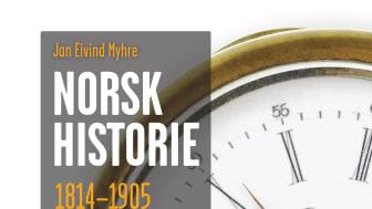 Nytt historieverk no komplett med eit banebrytande band om 1800-talet
