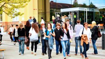 Högskolan Kristianstad allt populärare