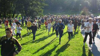 Nytt samarbete kring ungdomars hälsa och rörelseglädje– gemensam satsning av Skånemejerier och Skolidrottsförbundet