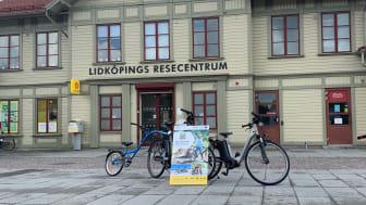 Satsning på SMaRT resande testas i Lidköping nästa vecka