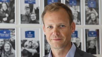 - Det ska bli oerhört spännande att få vara med på Löfbergs fortsatta resa, säger Anders Fredriksson som blir ny vd på Löfbergs.