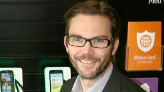 Per Schelin ny direktör för produkt och verksamhetsutveckling på 3