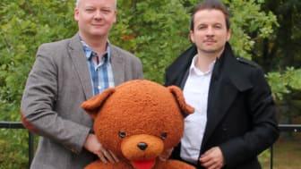 Junges Team der ebrosia GmbH engagiert sich für das Kinderhospiz