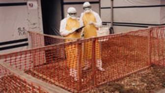 Ebola crisis in North KIvu, DRC