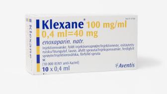 Klexane®  (enoxaparinnatrium)