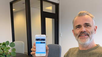 Daglig leder Hans Petter Jensen i Input Data tror verkstedene vil sette pris på tidsbesparelsen og ta godt i mot EuroMek Mobil.